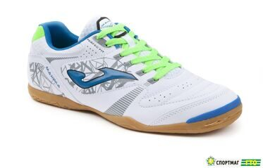 Бутсы зальные Joma Maxima 802 Blanco Indoor