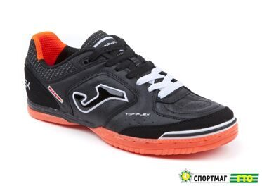 Бутсы зальные Joma Top Flex 801 NEGRO Indoor