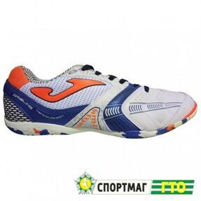Бутсы зальные Joma Dribling 802 Blanco Indoor