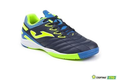Бутсы зальные Joma Toledo JR 803 Marino Indoor