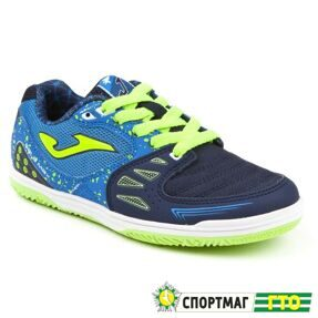 Бутсы зальные Joma Sala Max JR 804 Royal-marino Indoor